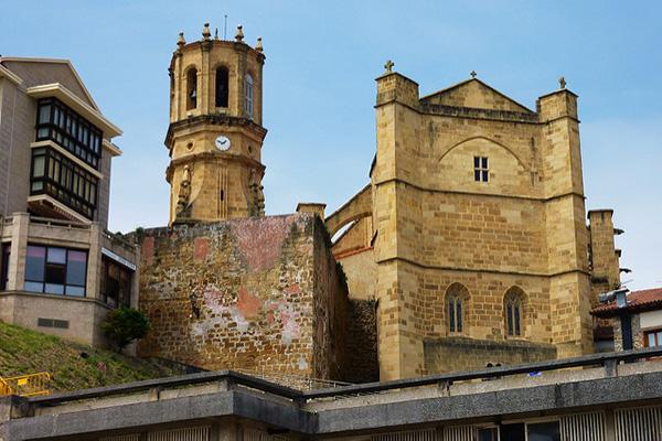 церковь Сан-Сальвадор, XIV в.