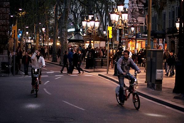 Велопрогулки.