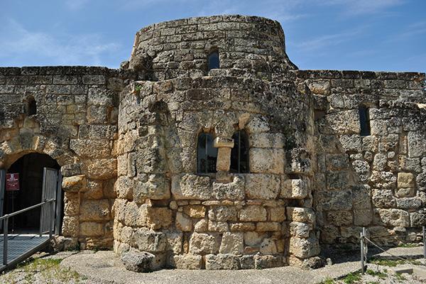 Византийская церковь Crepacore.