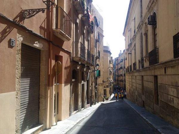 Улицы Таррагоны.