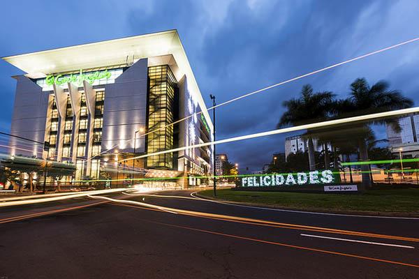 Торговый центр El Corte Ingles.