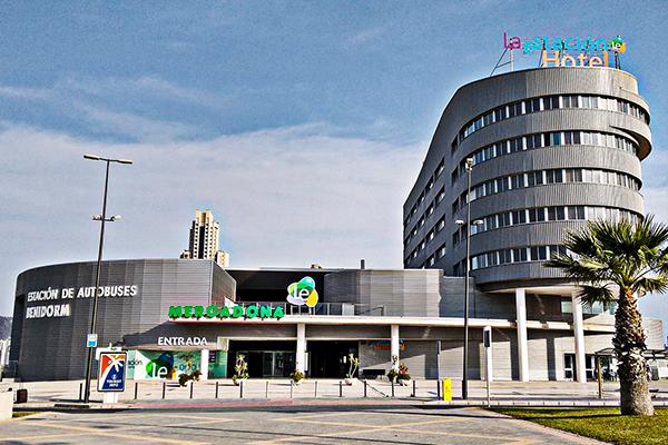 Автовокзал.