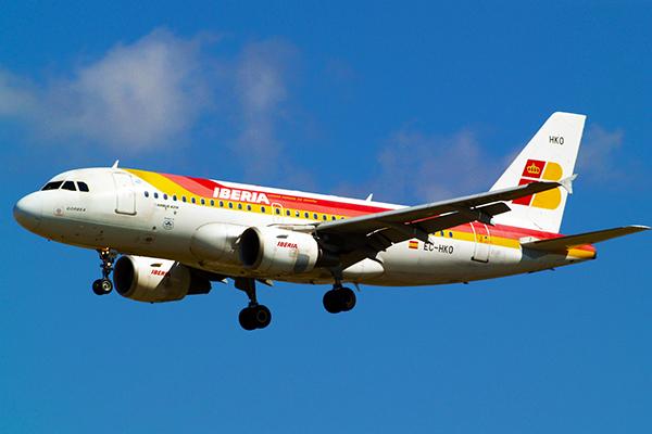 Airbus Iberia.