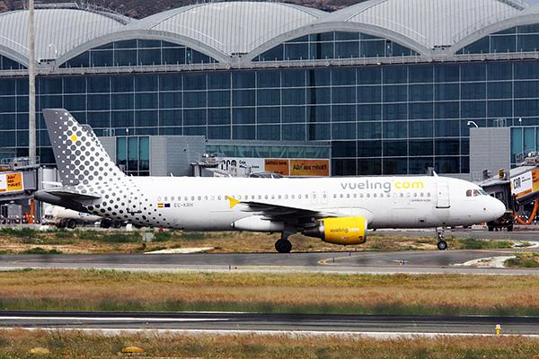 Airbus Vueling.