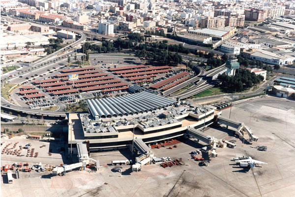 Aeropuerto de Valencia.