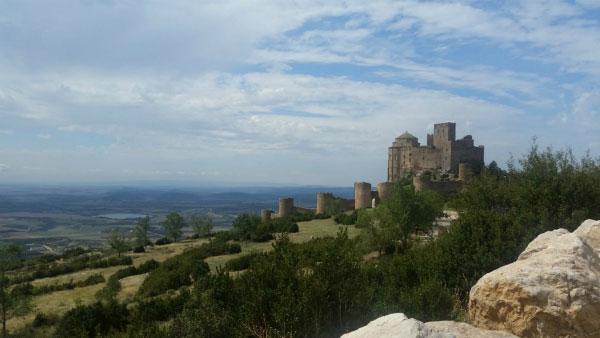 Замок Лоарре.