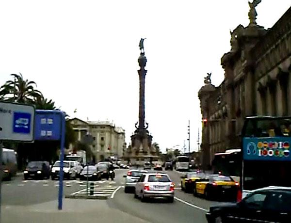 Памятник путешественнику.
