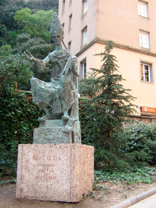Аббат Олива.
