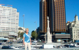 Ирина: «Мадрид — прекрасный старт для знакомства с Испанией»