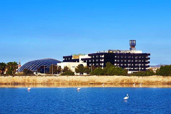 Гостиница Mercure Thalasia Costa de Murcia.