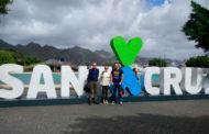 Инна: «Ветреный Тенерифе: кусочек весны посреди зимы»