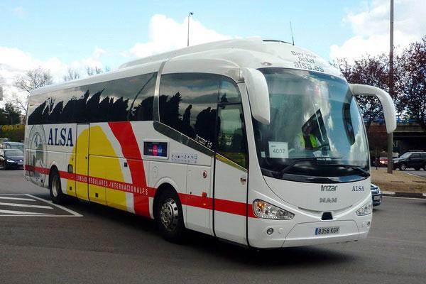Автобус Альса.
