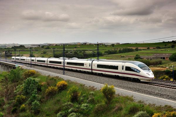 Железные дороги Испании.