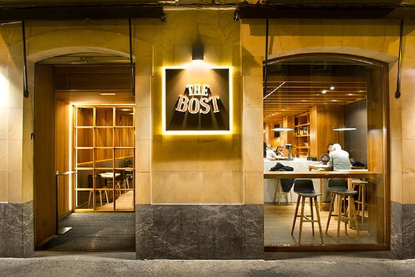 Ресторан The Bost.