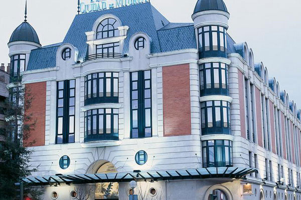 Отель Ciudad.