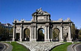 Мадрид вапреле— любовь спервого взгляда