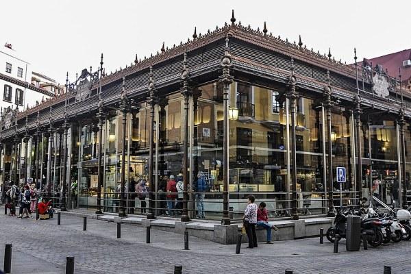 Рынок Сан Мигель.