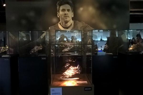 Музей ФК«Барселона».