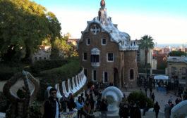 Юлия: «Барселона: архитектура модерн, футбол и сладости»