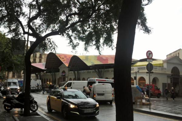 Рынок Санта-Катерина.